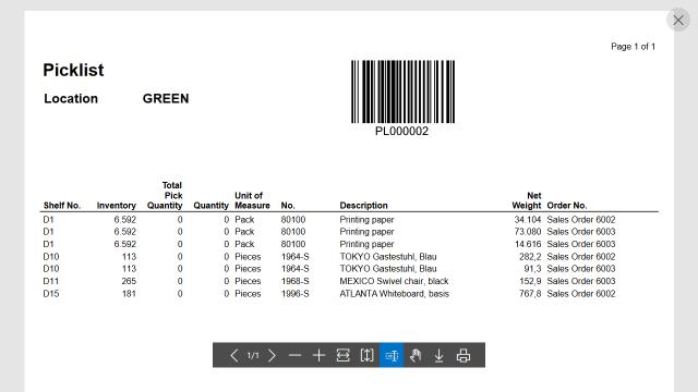 Document Creator - screenshot