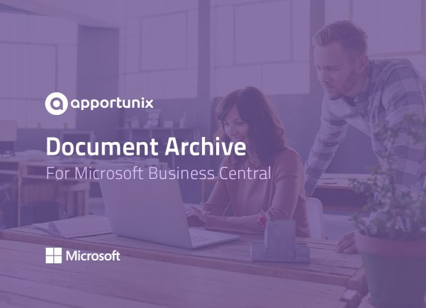 App for Business Central - Document Archive